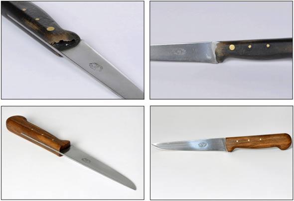 Messergriff Tauschen Lassen Vom Profi Messerschleifer Wietschorke